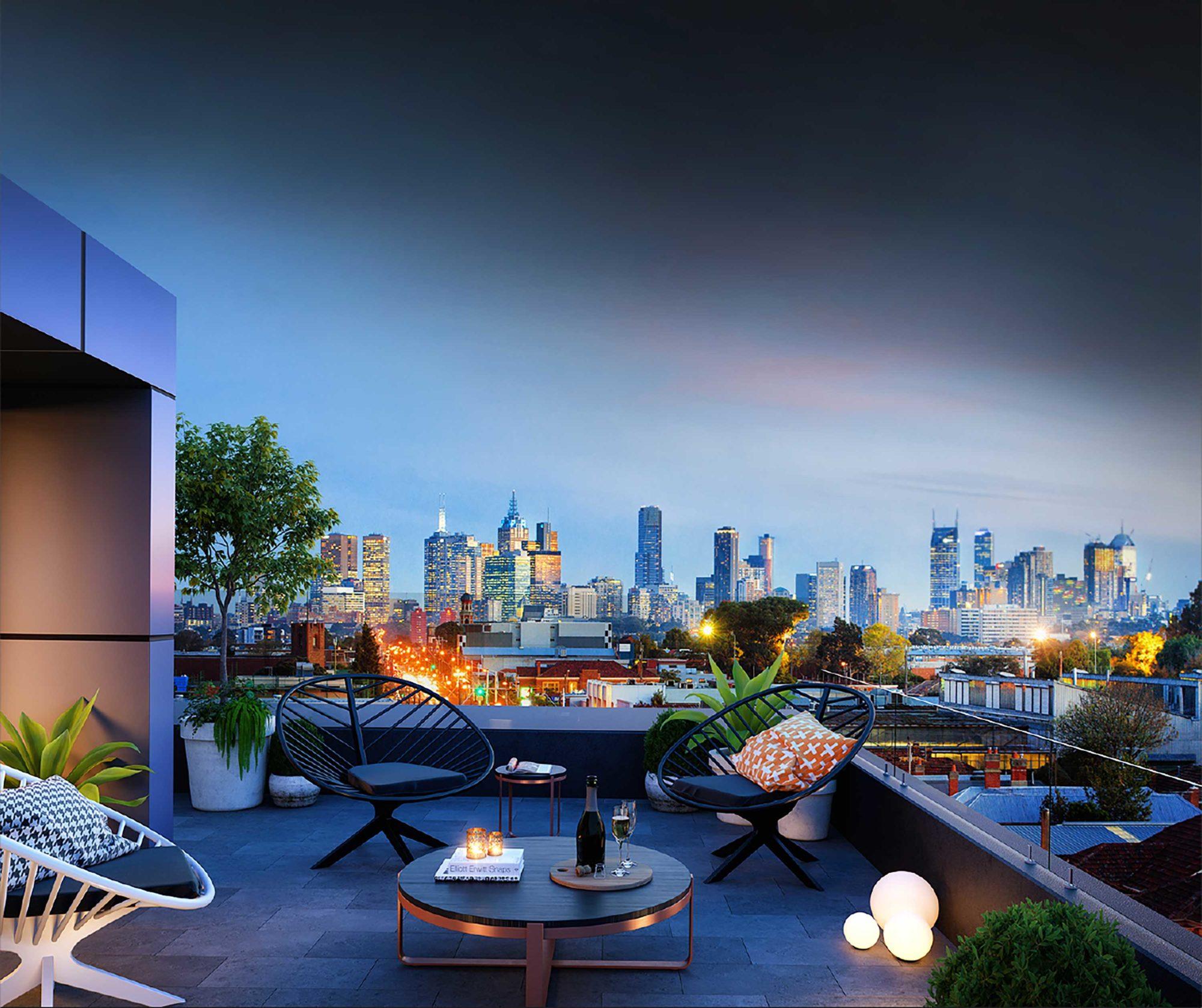 Mason Park Apartments: Melbourne City Apartments